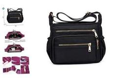 NOTAG Nylon Crossbody Bags for Women Small Waterproof Cross