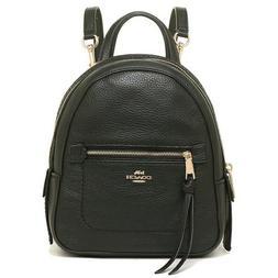 NWT COACH Andi Backpack Small Cute Crossbody Shoulder Bag Bl