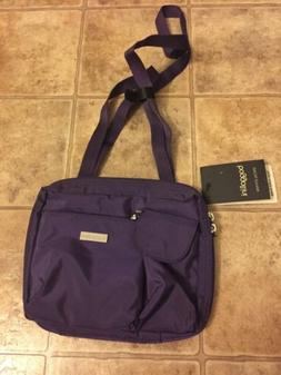NWT Baggallini Crossbody Large Size Nylon Wallet Bag.