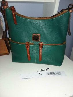 NWT-Dooney + Bourke Alyssa Crossbody Bag