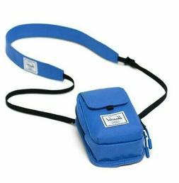 NWT! Herschel Supply Co. FORM Crossbody Bag Small Black Blue