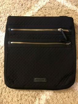 NWT Triple Zip Hipster Crossbody Bag Vera Bradley -classic b