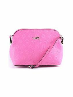 NWT Cluci Women Pink Crossbody Bag One Size