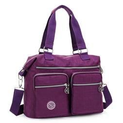 Nylon Large Women Messenger Bags Handbags Female Shoulder Cr