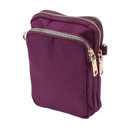 Nylon Small Crossbody Bags for Women Waterproof Cell Phone P