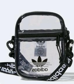 Adidas Originals Festival Clear Crossbody Black Shoulder Min