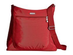 Baggallini POCKET HOBO Crinkle Nylon Shoulder Crossbody Bag