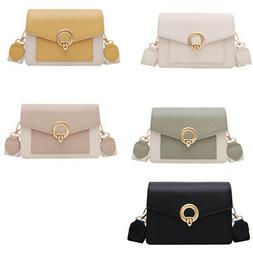 Pu Leather Crossbody Bags For Women Summer Messenger Shoulde