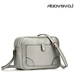 LOVEVOOK shoulder bags for women 2017 luxury handbags design