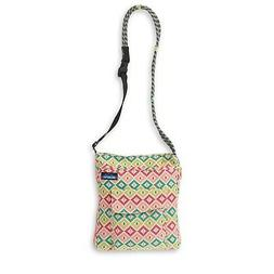 KAVU Sidewinder Crossbody Bag With Adjustable Rope Strap One