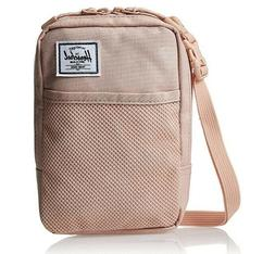 Herschel Sinclair Small Cross Body Bag, Polka Cameo Rose, On