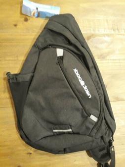 Sling Bag Backpack Urban Travel Canvas Over Shoulder or Cros