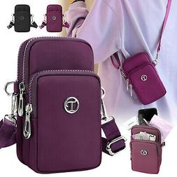 Small Cell Phone Purse Wallet Handbag Case Shoulder Bag Cros