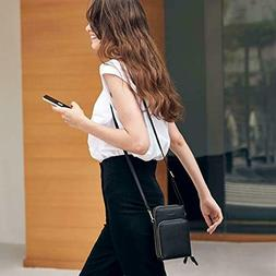 Small Crossbody Bag Women Leather Cellphone Shoulder Purses