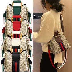 small women crossbody shoulder bag pu leather