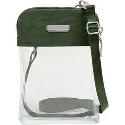 baggallini Stadium Clear Bryant Crossbody 7 Colors Cross-Bod