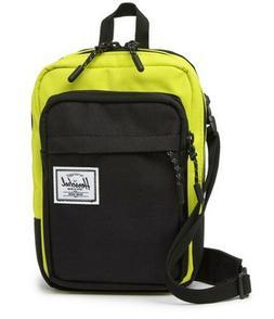 Herschel Supply Co. Form Crossbody Shoulder Bag Black Neon Y
