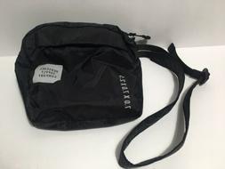 Herschel Supply Co Ultralight Crossbody Bag In Black Reflect