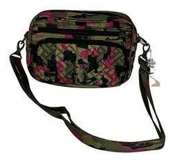 Lug Sz Small Convertible RFID Crossbody & Belt Bag - Carouse