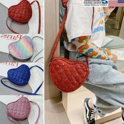 US STOCK Mini Shoulder Bag PU Leather Handbag Tote Crossbody
