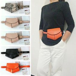 US STOCK Women Men Pack Waist Chain Pouch Crossbody Belt Bag
