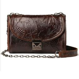 Vintage Crossbody Bag for Women Cell Phone Wallet Purse Casu
