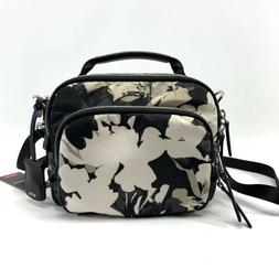 Tumi Voyageur Troy Crossbody African Floral Shoulder Bag Bla