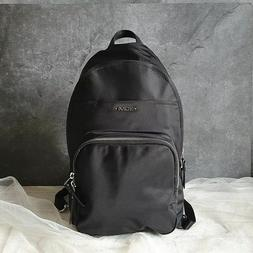 Tumi 'Voyageur - Capri' Nylon Crossbody Bag - Black