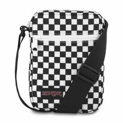 JanSport Weekender Crossbody Mini Bag Over the Shoulder Chec