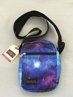 JanSport Weekender Mini Zip Crossbody Bag Deep Space Blue NW
