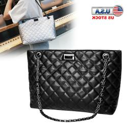 Woman Fashion Shoulder Bag Crossbody Soft Leather Handbag Ch