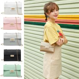 Women Bag Chain Messenger Bag Mini Small Crossbody Bag Purse