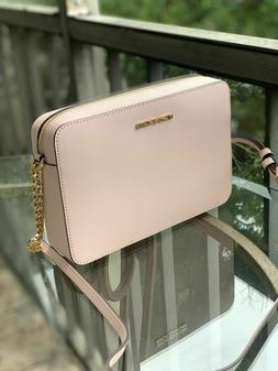 Michael kors Women Leather Crossbody Chain Bag Handbag Purse