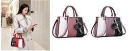 Women Leather Handbag Designer Tote Bag for Women Luxury Cro