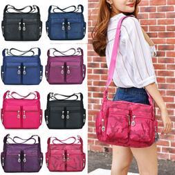 Women Messenger Bags For Multi-pocket Shoulder Bag Waterproo