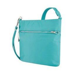 Travelon Women's   Anti-Theft Tailored North/South Slim Bag