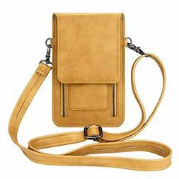 Women's Cellphone Purse Lightweight Bags Small Cross Body Ba