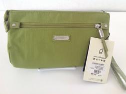 baggallini Women's RFID Transit Bag, Small Crossbody, Nylon,