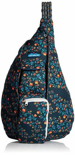 KAVU Women's Rope Bag Outdoor Backpacks,  Wild Poppy***