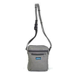 KAVU Women's Zippit Backpack, Houndstooth, One Size
