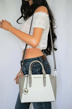 women small medium leather messenger bag handbag
